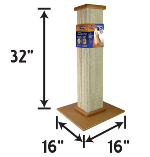 Smart Cat Ultimate Scratcher Post